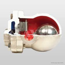 Ayvaz Ball float steam trap