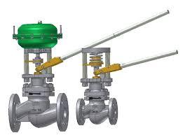 RTK Quick action Blowdown valve HV 6291