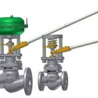 RTK Quick action Blowdown valve HV 6291
